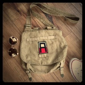 Vintage Military style bag